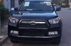 Toyota 4-Runner 2011 Black for sale