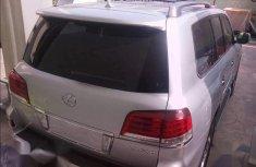 Lexus LX 2013 Silver