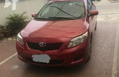 2010 Toyota Corolla automatic for sale at price ₦2,000,000