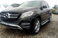 Need to sell cheap used 2016 Mercedes-Benz GLE in Abuja