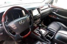 Lexus Lx570 2013 Black