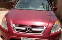 Best priced red 2004 Honda CR-V at mileage 1,600