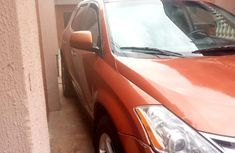 Sell used orange 2004 Nissan Murano suv at cheap price