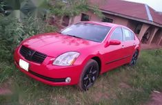 Need to sell high quality 2004 Nissan Maxima sports at mileage 101,265