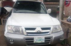 Well maintained 2004 Mitsubishi Montero at mileage 123,448 for sale in Lagos