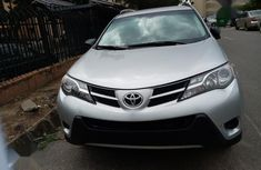 Used 2015 Toyota RAV4 car automatic at attractive price in Lagos