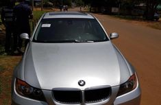 Well maintained 2008 BMW 328i sedan automatic for sale in Lagos