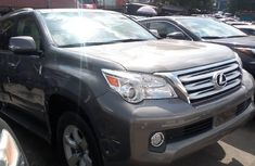 Used 2012 Lexus GX car automatic at attractive price in Lagos