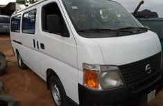 Selling 2008 Nissan Urvan manual in good condition at price ₦2,650,000