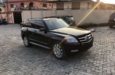 Sharp used black 2010 Mercedes-Benz GLK suv car at attractive price