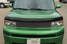 Used green 2008 Toyota Scion van automatic for sale