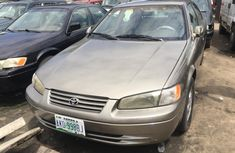 Sell grey 1998 Toyota Camry automatic at price ₦850,000
