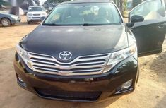 Selling black 2009 Toyota Avanza automatic at price ₦4,400,000
