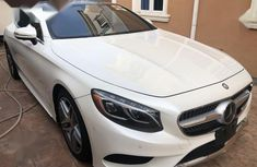 Selling 2015 Mercedes-Benz S-Class manual in good condition at price ₦40,000,000