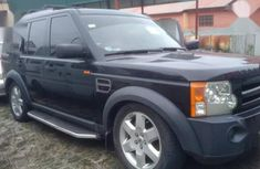 Well maintained 2006 Land Rover LR3 suv automatic for sale in Lagos