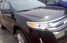 Sell black 2012 Ford Edge automatic at price ₦6,500,000