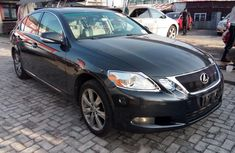 Selling grey 2008 Lexus GS automatic at price ₦4,500,000 in Lagos