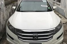 Sell white 2012 Honda Accord CrossTour automatic at price ₦6,000,000 in Lagos