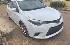 Used 2015 Toyota Corolla at mileage 18,000 for sale in Lagos