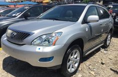 Sell used grey 2008 Lexus RX suv at cheap price