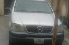 Mercedes-Benz C320 1999 Silver color for sale