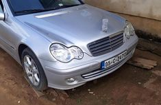 Sell well kept grey 2003 Mercedes-Benz C180 sedan at price ₦2,600,000