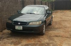 Need to sell green 2000 Honda Accord at mileage 1,805,683