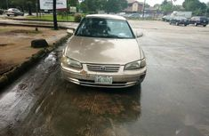 Well maintained brown 1997 Toyota Camry sedan for sale in Calabar