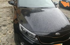 Sell well kept 2016 Kia Optima at mileage 32,000 in Lagos