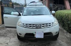 Sell well kept white 2008 Nissan Murano automatic at mileage 91,712