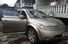 Sell high quality 2006 Nissan Murano suv automatic in Lagos