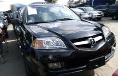Used 2006 Acura MDX automatic car at attractive price