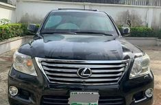 Sell 2010 Lexus LX at price ₦35,000,000 in Lagos