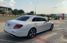 Well maintained 2017 Mercedes-Benz 300E for sale in Abuja