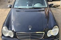 Used 2005 Mercedes-Benz C230 at mileage 130,000 for sale in Ikeja