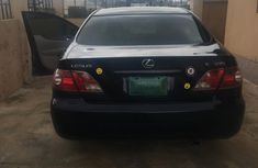 Clean Nigerian Used Lexus ES 330 2005 edition for sale