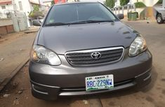 Best priced used 2006 Toyota Corolla at mileage 118,000 in Abuja