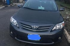 Well maintained 2011 Toyota Corolla for sale in Ikeja
