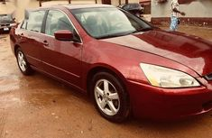 Selling 2003 Honda Accord in good condition at price ₦1,250,000
