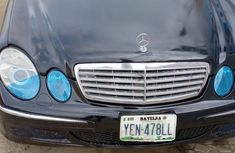 Sell high quality 2007 Mercedes-Benz E320 sedan automatic in Owerri