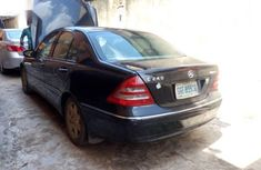 Used 2004 Mercedes-Benz C240 sedan automatic for sale at price ₦1,000,000