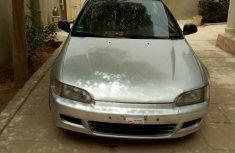 Honda Civic 1992 VTi Silver color for sale