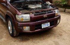 Best priced purple 2003 Infiniti QX at mileage 135,420 in Ibadan