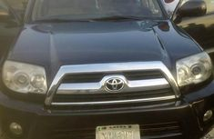 Sell used black 2006 Toyota 4-Runner automatic at price ₦2,000,000