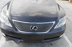 Sell grey 2008 Lexus LS automatic in Lagos