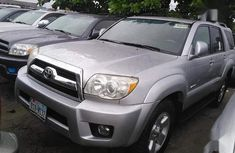 Sell grey 2008 Toyota 4-Runner automatic in Lagos at cheap price