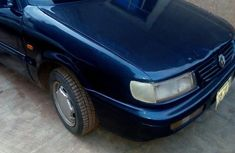 Sell blue 1998 Volkswagen Passat at mileage 14,000 in Owerri at cheap price