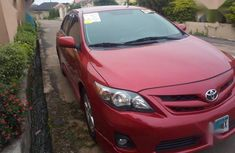 Used 2011 Toyota Corolla sedan automatic for sale at price ₦3,400,000