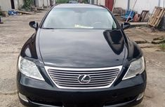 Used 2007 Lexus LS at mileage 88,849 for sale in Ikeja