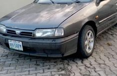 Grey 1993 Nissan Primera sedan manual for sale at price ₦350,000